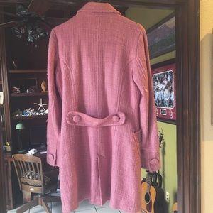 Boutique pea coat